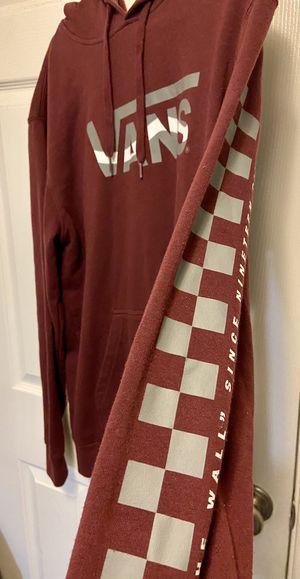 Vans hoodie size L for Sale in Edmonds, WA