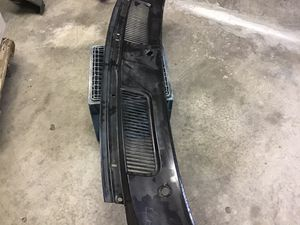 Auto parts, original 67 Chevy camaro windshield cowl, will work on 67-68-69, used...slight rust...$60 for Sale in Las Vegas, NV