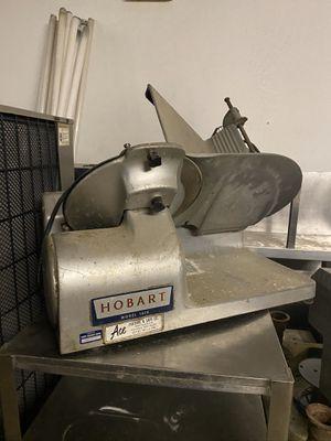 Hobart commercial slicer for Sale in Cleveland, OH