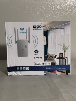 WiFi Range Extender/ Repeater/Repeater/Router. for Sale in Chicago, IL