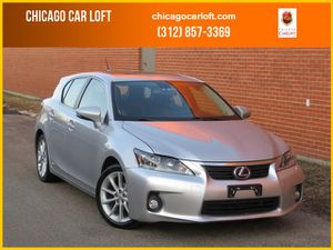 2011 Lexus CT 200h for Sale in Northbrook, IL