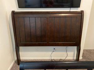 Ashley furniture head board (queen) for Sale in Fort McDowell, AZ