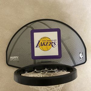 Lakers Door Hang Basketball Hoop for Sale in San Antonio, TX