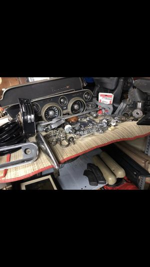 Vintage 67 - 68 FORD MUSTANG OEM PARTS for Sale in Vallejo, CA