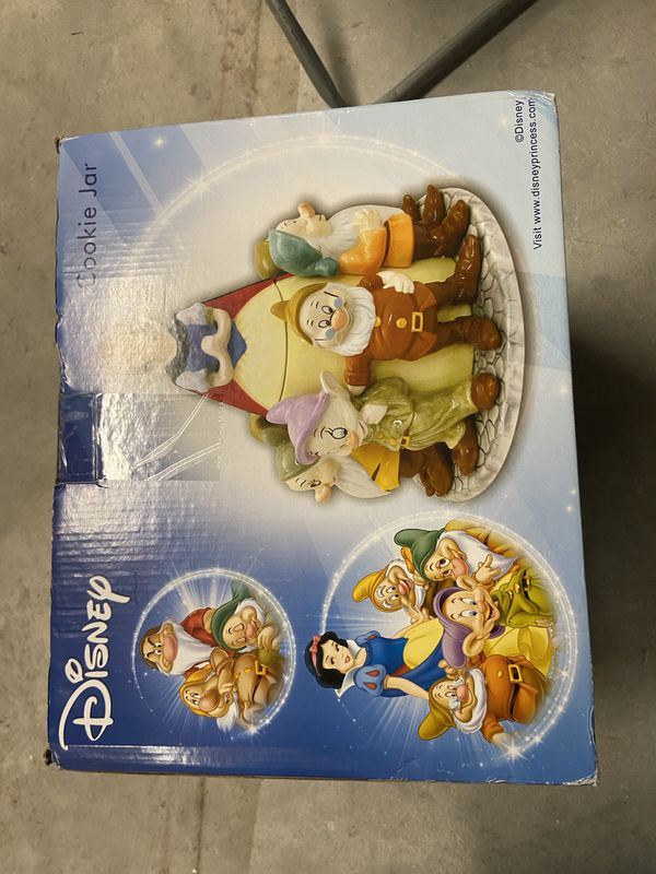 disney cookie jar