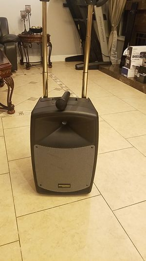 """Marantz Professional Voice Rover 