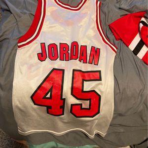 JORDAN 45 JERSEY for Sale in Mokena, IL