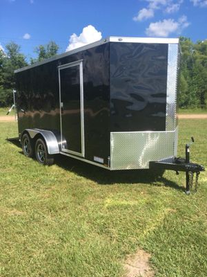 6x14 enclosed trailer for Sale in New Albany, MS