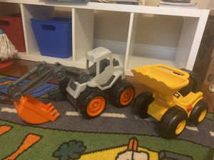 Two construction vehicles for Sale in Coral Springs, FL