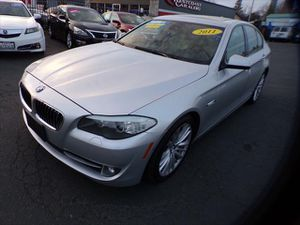 2011 BMW 5-Series for Sale in Sacramento, CA
