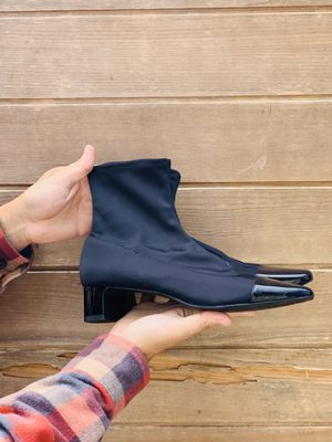 Black Zara boots never been worn missing tag. A11 for Sale in Holiday, FL