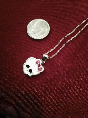 925 Mattel Monster High Necklace for Sale in Lacey, WA