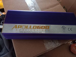 Apollo ballast and grow light for Sale in Federal Way, WA