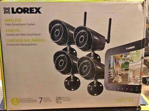 Lorex Wireless Surveillance Security Cameras for Sale in Fairfax, VA