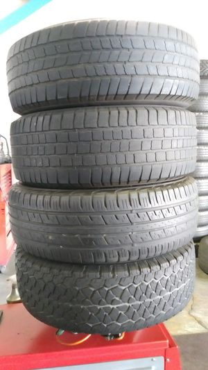 Free tires: for Sale in San Bernardino, CA