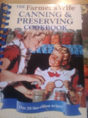 Canning book for Sale in Easton, ME