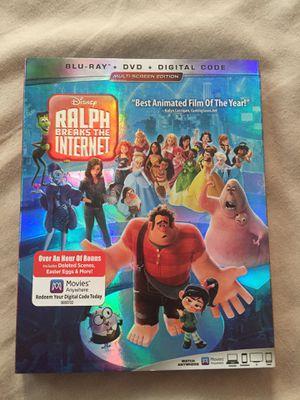 Disney Ralph Breaks the Internet for Sale in Clovis, CA