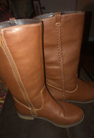 Size 3 youth girl boots. Children's Place for Sale in Rincon, GA