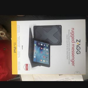ZAGG Bluetooth keyboard & Case for Sale in Naperville, IL