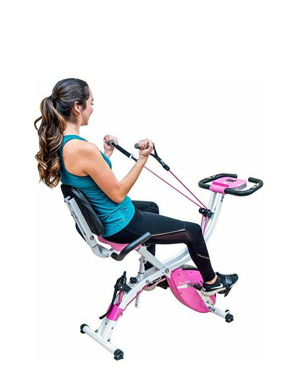 Bicicleta de ejercicio