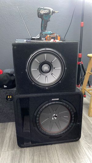 subwoofers for Sale in San Jose, CA