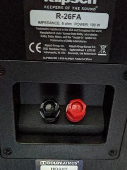 Premium Klipsch Floor Speaker's for Sale in Vancouver,  WA