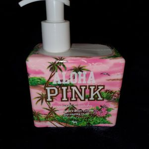 PINK VS Aloha PINK Vibrant and Beachy Supersoft Body Lotion for Sale in Seattle, WA