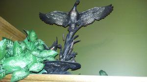 Bronze sculpture, geese in flight. for Sale in Lost Creek, WV