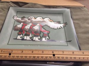 Collectible glass plate for Sale in Phoenix, AZ