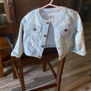 Baby Bgosh 18m Jean Jacket for Sale in Los Angeles, CA