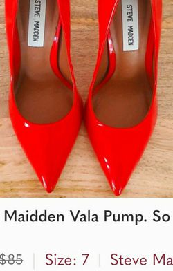 Steve Maden Vala Pump. Beautiful shoes! Never worn. for Sale in Silver Spring,  MD