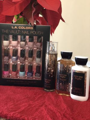 Gift set of 4 products/ pick up only for Sale in Phoenix, AZ