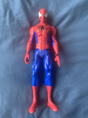 """Spider Man 12"""" Tall Action Figure for Sale in El Paso, TX"""