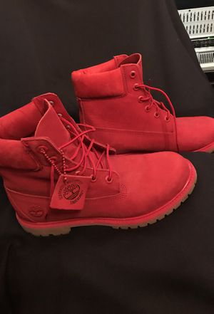 TIMBERLAND SPECIAL EDITION SIZE WOMEN 10 , EXCELLENT CONDITION for Sale in West Palm Beach, FL