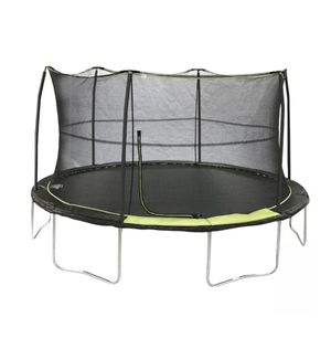 14 Ft Jumpking Trampoline with Enclosure for Sale in Apple Valley, MN