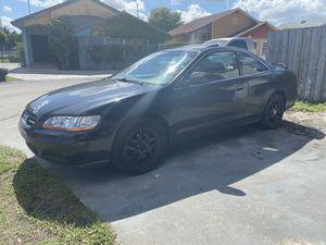 2002 Honda Accord V6 for Sale in Miami, FL