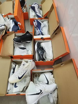 Brand new football cleats for Sale in Rancho Cucamonga, CA