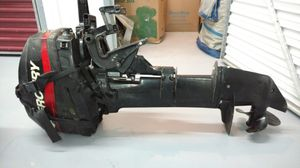 Mercury 15 hp outboard long shaft for Sale in Columbus, OH
