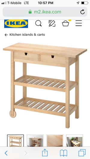 IKEA kitchen cart for Sale in Portland, OR
