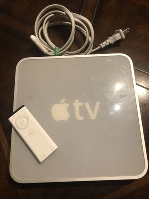 Apple TV 1 generation for Sale in Los Angeles, CA