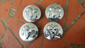 "Dodge Chrome Center caps 2.5"" for Sale in Holiday, FL"