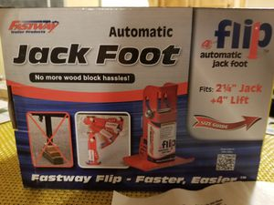 Trailer automatic Jack foot for Sale in Spring Valley, CA