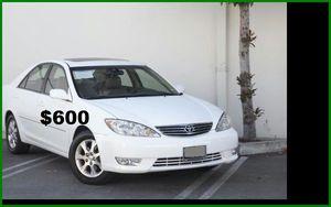 Price$600 Camry 2002 for Sale in Richmond, VA