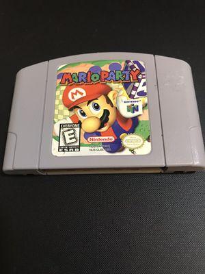 Mario Party for Sale in Sacramento, CA