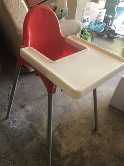 IKEA High chair for Sale in Everett, WA