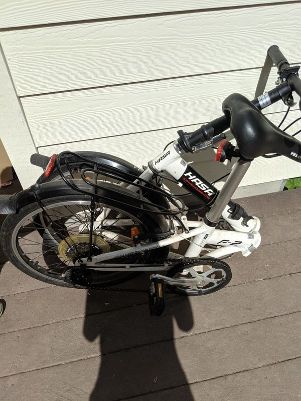 Hasa folding bike F-2 series