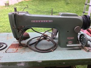 Free old industrial sewing machine for Sale in Oxon Hill, MD