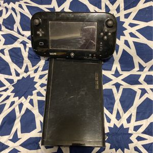 Wii U And 4 Games for Sale in Clifton, NJ