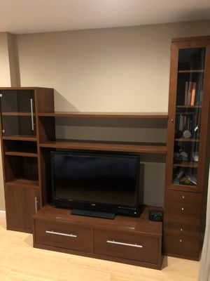 Home entertainment center. Living /Bedroom furniture for Sale in Lockport, IL