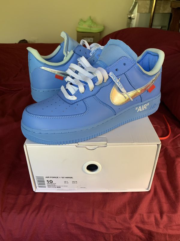 Nike Air Force 1 off white MCA
